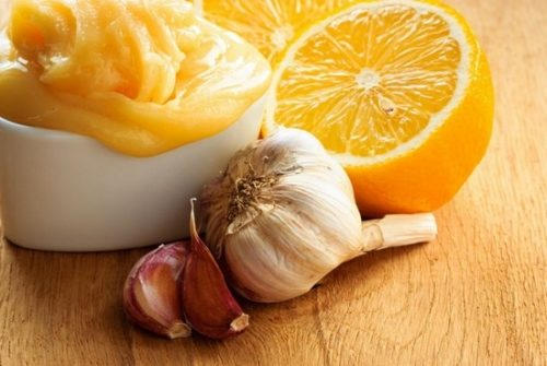 рецепт 4 лимона и4 чеснока
