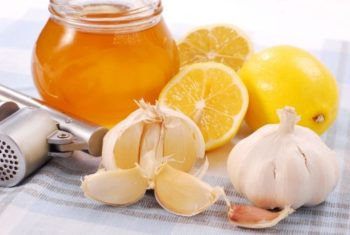 Рецепты с медом для очищения сосудов