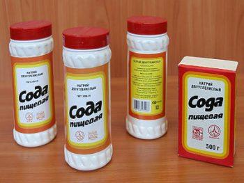 Сода для очищения кишечника