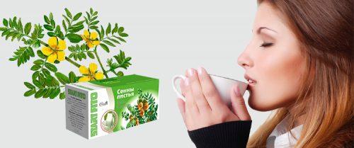 чай сенна для похудения