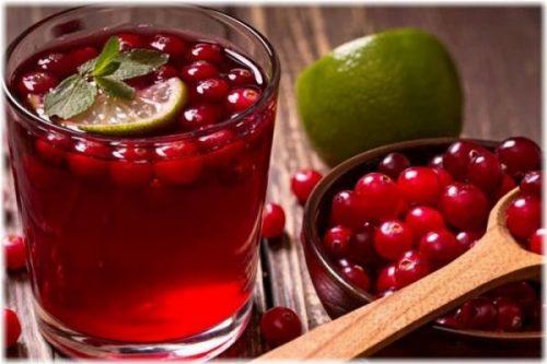 ягоды для чистки почек