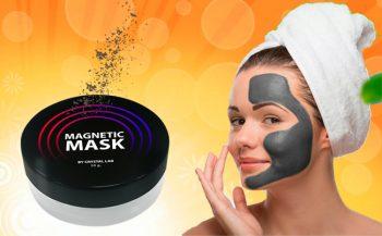 Magnetic Mask, магнитная маска от прыщей и черных точек: отзывы