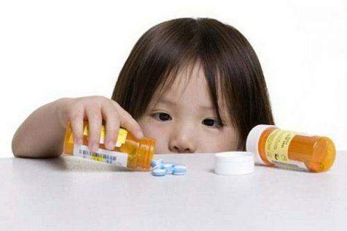 Передозировка Парацетамолом у детей: симптомы и что делать