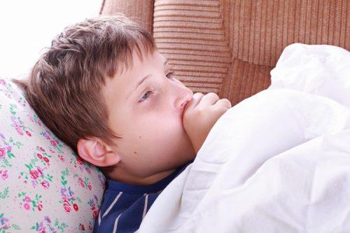 Передозировка Мукалтином у детей