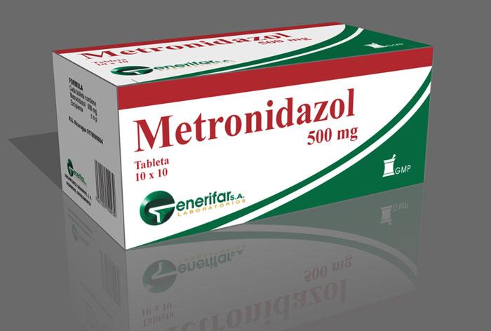 Инструкция применения показания метронидазола