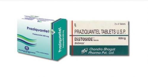 лекарства от ленточных глистов