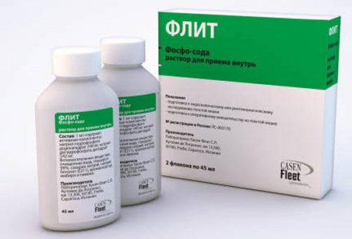 Миниатюра к статье Подготовка к колоноскопии препаратом «Флит Фосфо-сода»