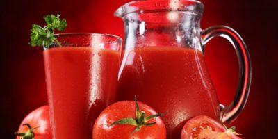 Миниатюра к статье Польза и вред томатного сока для печени