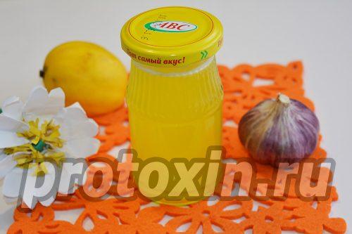 Миниатюра к статье Чесночно-лимонная настойка для чистки сосудов
