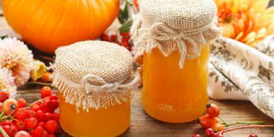 Миниатюра к статье Тыквенный мед с сахаром для лечения печени