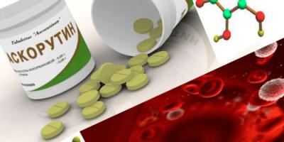 Миниатюра к статье Аскорутин повышает свертываемость крови или нет?