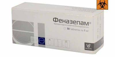 Миниатюра к статье Последствия и лечение передозировки Феназепамом