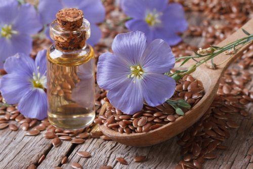 Миниатюра к статье Применение семени льна для очищения кишечника