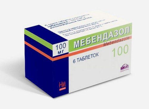 Миниатюра к статье Мебендазол: инструкция по применению таблеток, аналоги, отзывы