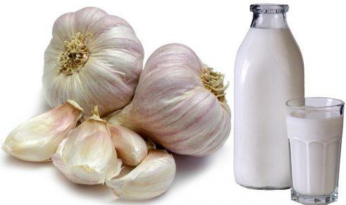 Миниатюра к статье Клизма с молоком и чесноком от глистов ребенку: рецепт