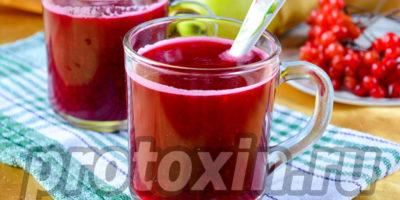 Миниатюра к статье Напиток для очистки и восстановления печени из свеклы