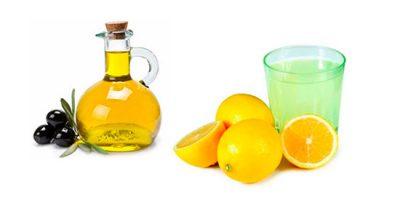 Миниатюра к статье Чистка печени лимонным соком и оливковым маслом