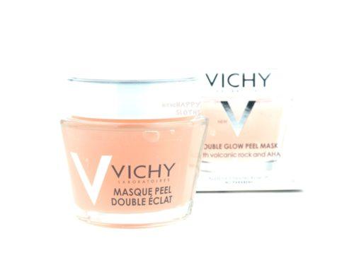 Миниатюра к статье Минеральная маска-пилинг «Двойное сияние» Vichy Laboratoires