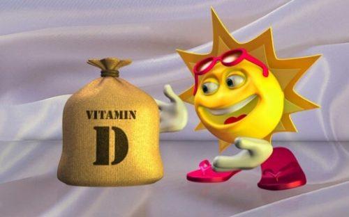 Миниатюра к статье Симптомы передозировки витамином Д у грудничков, детей и взрослых