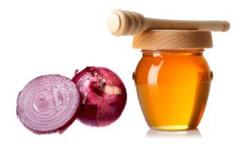 Мед, лук и холестерин