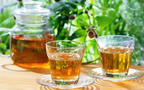 Печеночный сбор для очистки печени, состав чая