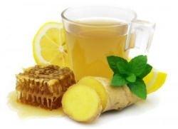 imbir-limon-med-recept