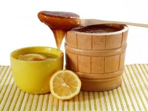 Мед и лимон для чистки печени
