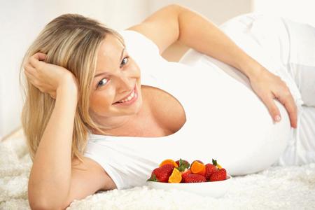 Продукты, разжижающие крови в период беременности