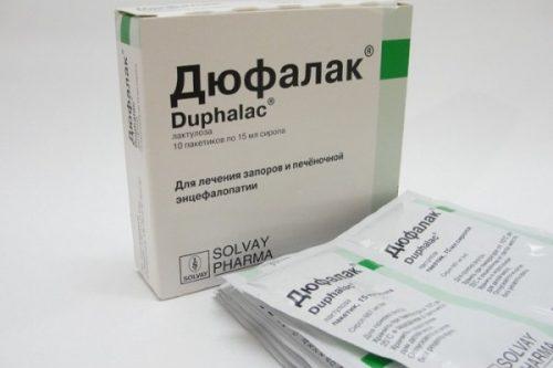 Дюфалак для очищения кишечника