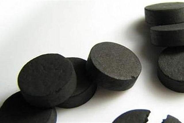уголь для очистки кишечника