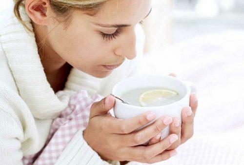 Лечение мокроты в горле