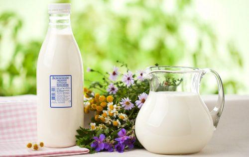 Молоко для очищения легких
