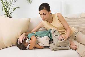 клизма ребенку дома