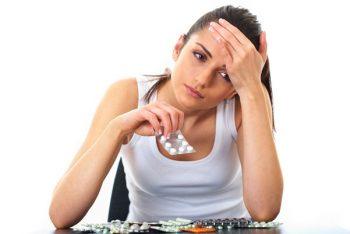 Передозировка Амитрипилином: симптомы и последствия