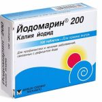 Передозировка Йодомарином: симптомы отравления