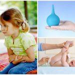 Как сделать клизму ребенку в домашних условиях
