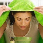 Как распарить лицо для чистки в домашних условиях