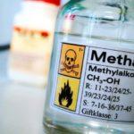 Отравление метиловым спиртом: симптомы, первая помощь, лечение, последствия