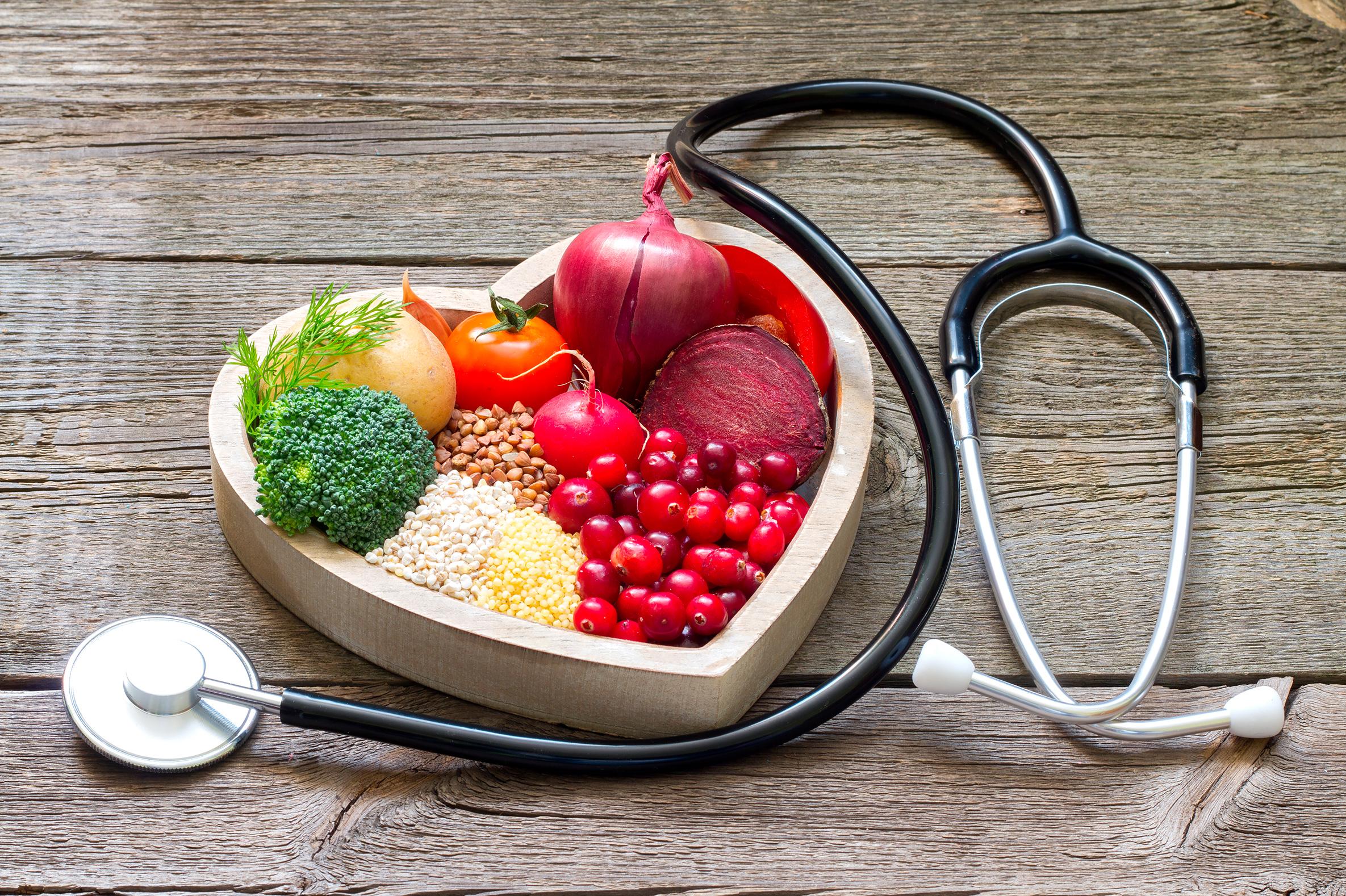 Диета для очистки от плохого холестерина