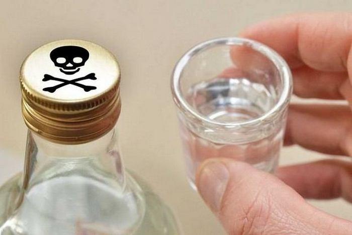 Отравление метиловым спиртом — диагностика, стадии, методы лечения