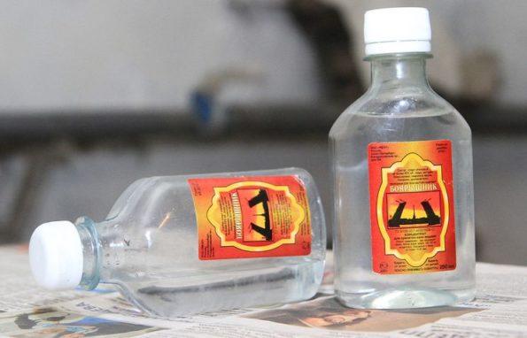 Как бороться с легким отравлением метиловым спиртом?