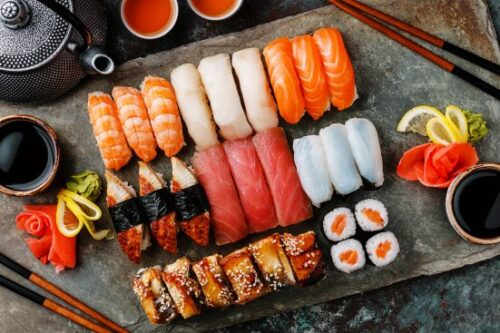 Миниатюра к статье Срочная доставка суши в любой район Тулы