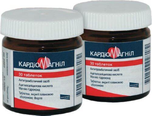 Миниатюра к статье Кардиомагнил для разжижения крови: инструкция по применению