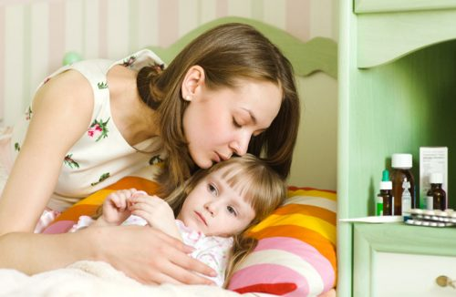 Миниатюра к статье Дизентерия у детей: симптомы и методы лечения в домашних условиях, фото