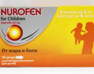 Миниатюра к статье Симптомы и последствия передозировки Нурофеном у ребенка