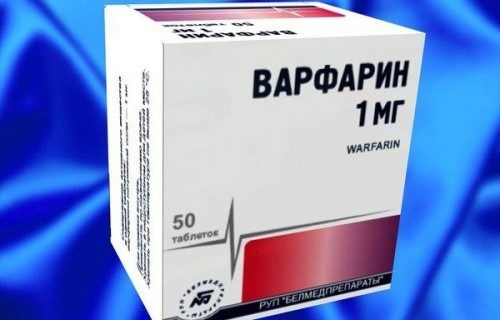 Миниатюра к статье Симптомы и лечение после передозировки Варфарином