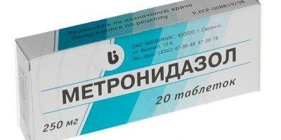 Миниатюра к статье Передозировка Метронидазолом (Трихополом): симптомы отравления и последствия