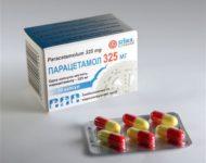 Миниатюра к статье Передозировка парацетамолом: симптомы, лечение