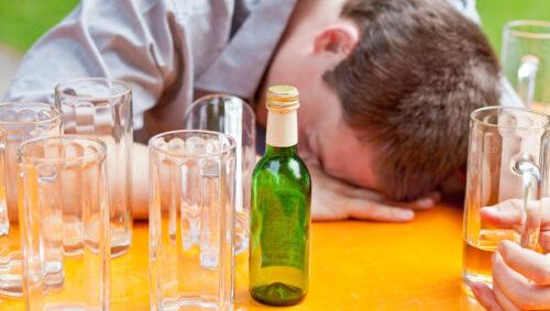 Миниатюра к статье Помощь в поддержании решения бросить пить