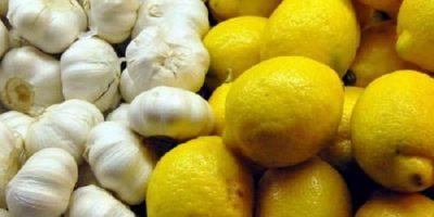Миниатюра к статье Очищение сосудов чесноком и лимоном: рецепты